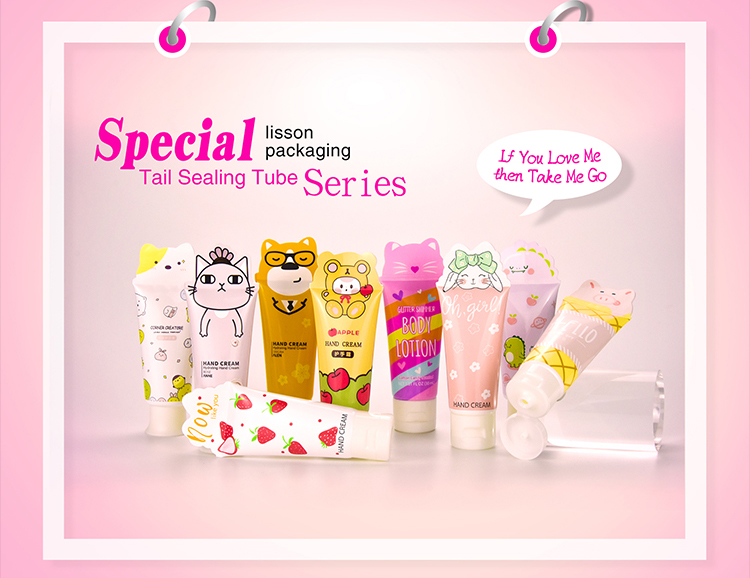 Plastic Skincare Tube Packaging,Plastic Cosmetic Tube